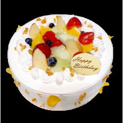 水果百匯蛋糕